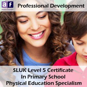 Level 5 Primary PE course