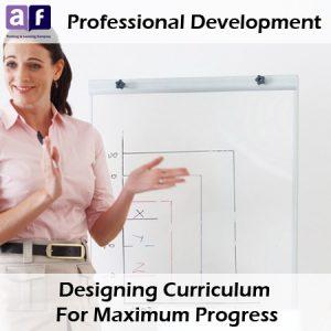Designing Curriculum for Maximum Progress