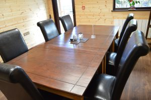 the stables free rein boardroom